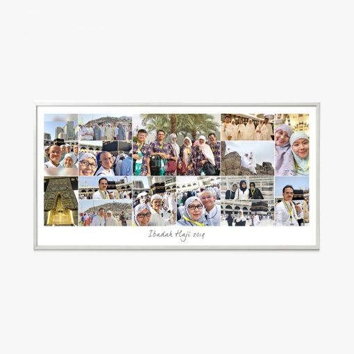 Jonas photo print collage