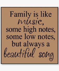 Photo Quotes 01080 - Life-Love-Family
