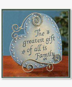 Photo Quotes 01104 - Love-Family putih